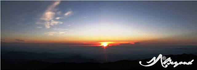 Sunrise at Mt. Pulag, Mt Pulag summit, Mt. Pulag sunrise, mt pulag itinerary, climbing mt pulag