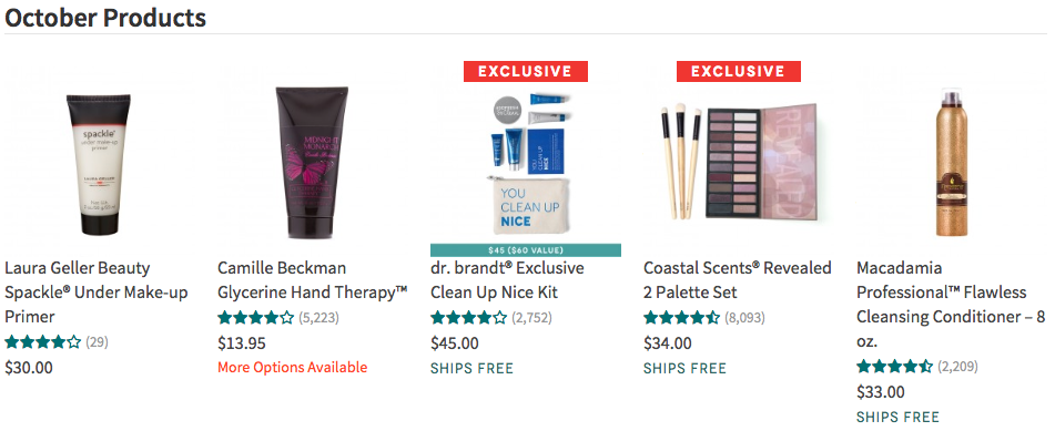 Evolution of a foodie birchbox october 2014 spoilers all for Bat box obi