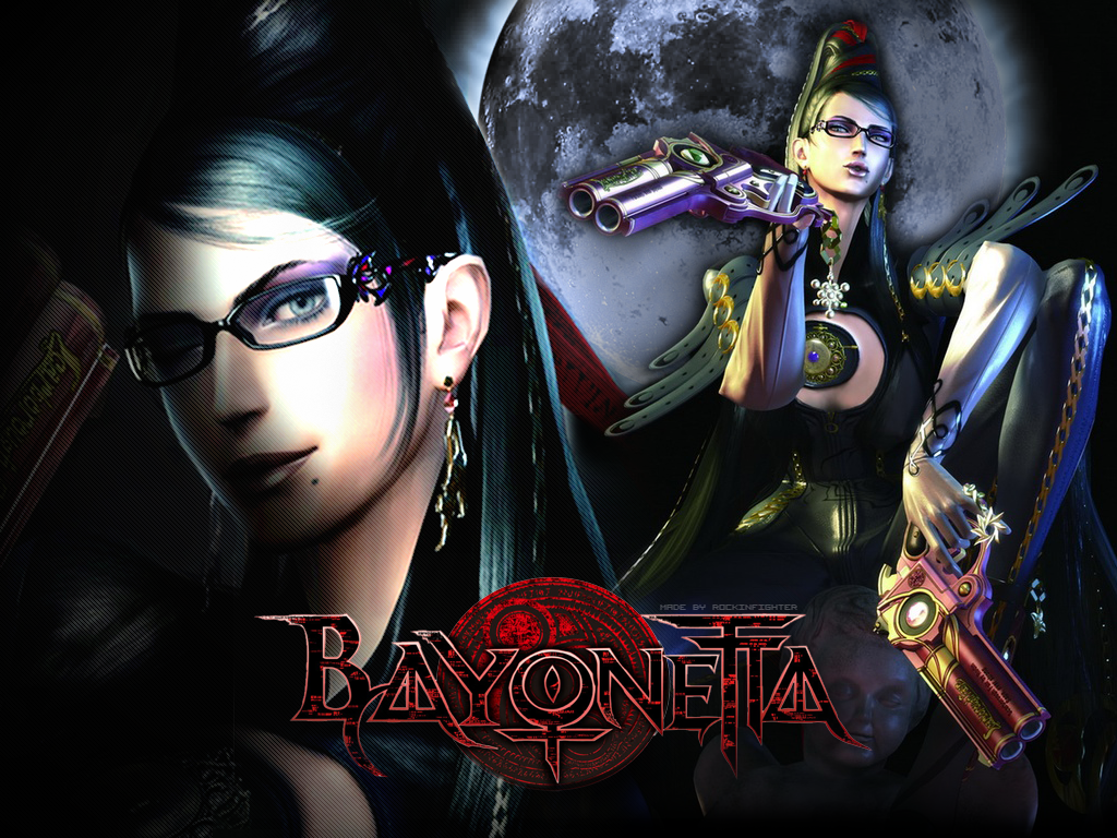 Bayonetta HD & Widescreen Wallpaper 0.960413936559658