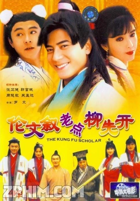 Võ Trạng Nguyên - Kung Fu Scholar (1993) Poster