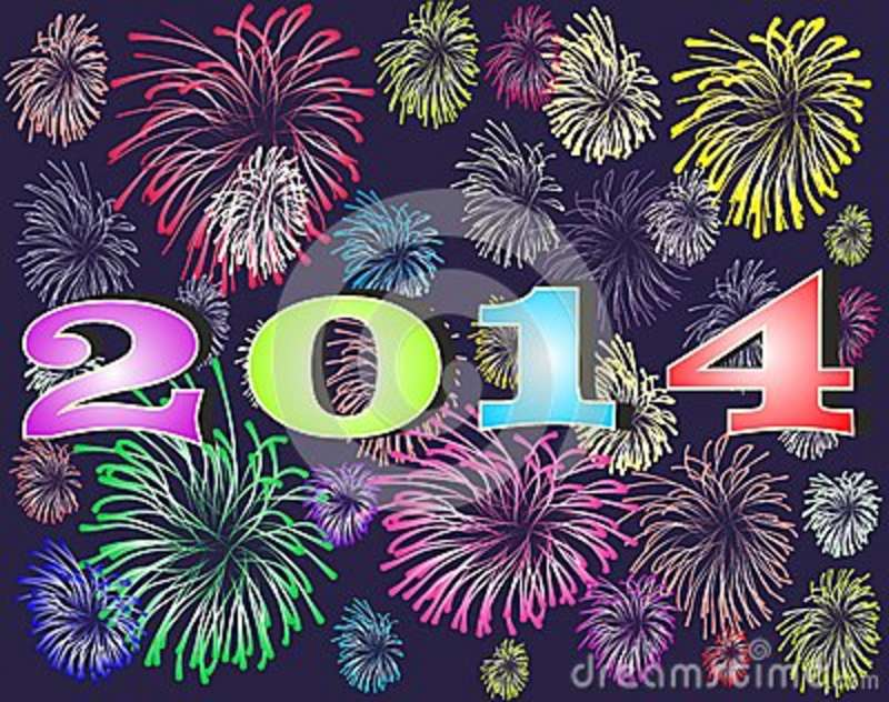 Happy New Year 2014 Best Image - Free Image Download
