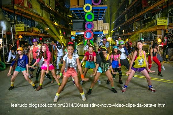 MC PATA e MC GUI Ti Bum Pá Musica Chiquititas 2014 Assistir VIDEO E VER FOTOS