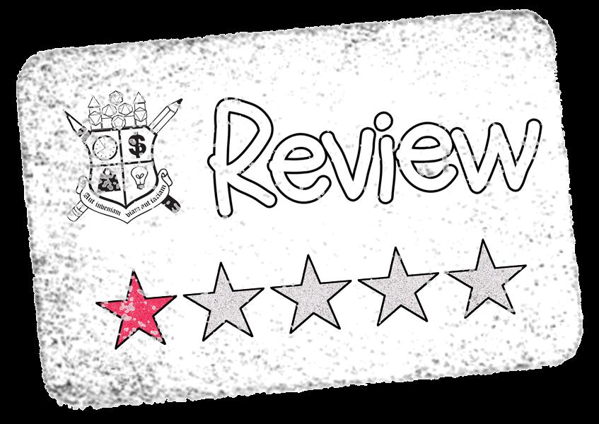 Frugal GM 1 Star Review: Schema- Halls Beneath the Hills