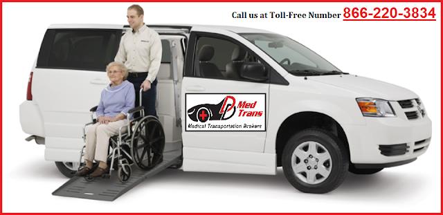 US based Non Emergent Medical Transportation Service Providers