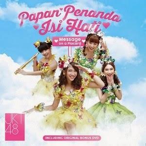 JKT48 - Papan Penanda Isi Hati (Full Album 2014)