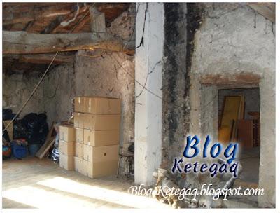 Rumah berhantu dilelong dengan harga 1 euro