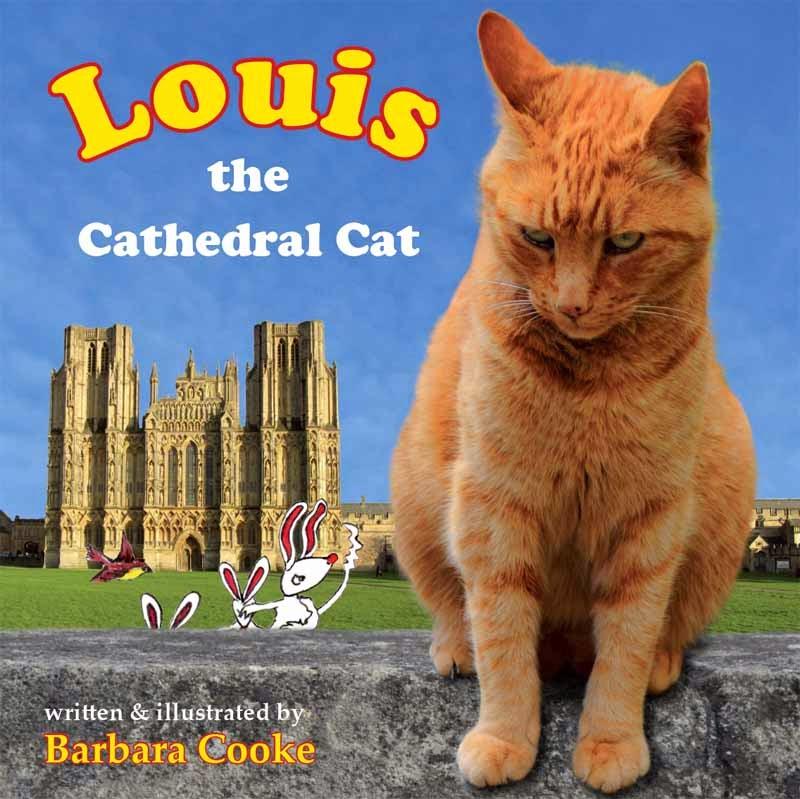 Louis o gato celebridade