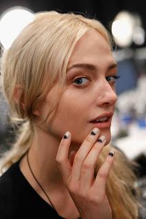 Kaelen catwalk beauty nails
