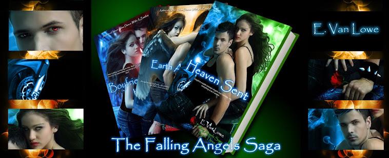 Falling Angels Landing Page