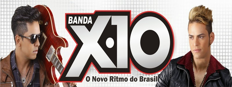 BANDA X10 CD 2015