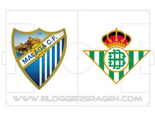 Prediksi Pertandingan Malaga vs Real Betis