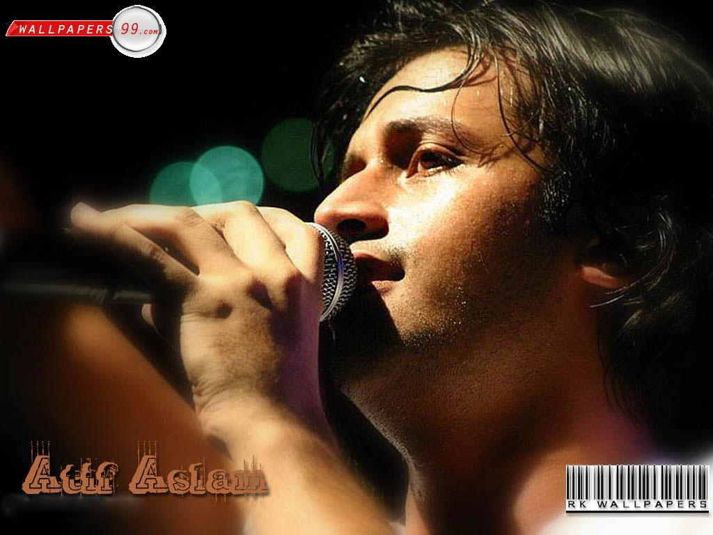 Atif Aslam Wallpaper Pack 1