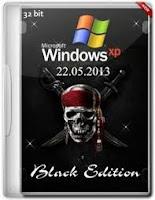 Windows XP Professional black edition