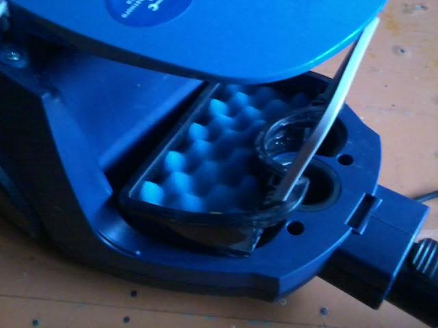 Samsung SC4740 фото фильтр защиты двигателя
