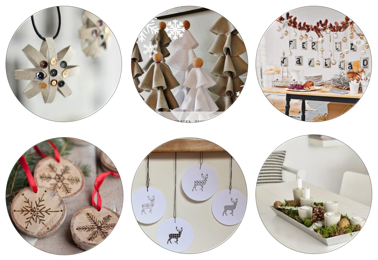 Decoraci n f cil ideas y tutoriales para decorar en navidad - Decoracion de navidad 2014 ...