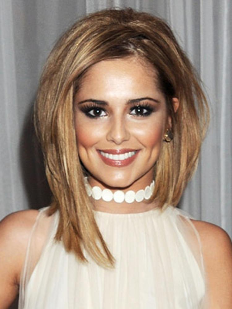 Popular Medium Hairstyles Cheryl Cole