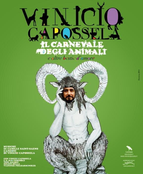apertura villa arconati festival 2014 con Vinicio Capossela e Paolo Rossi