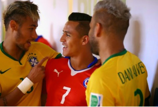 Keputusan Perlawanan Brazil vs Columbia