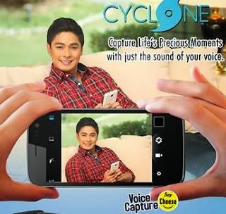 MyPhone Agua Cyclone