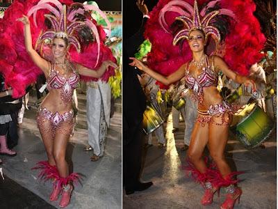 Fotos Cacau - Carnaval 2011 - Unidos Peruche