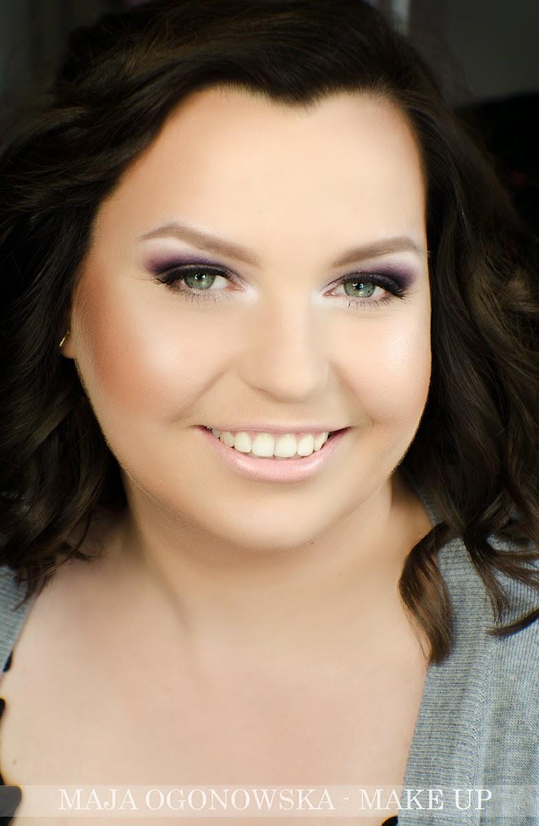 Makijaż podkreślający oko + ulubieńcy czerwca 2014