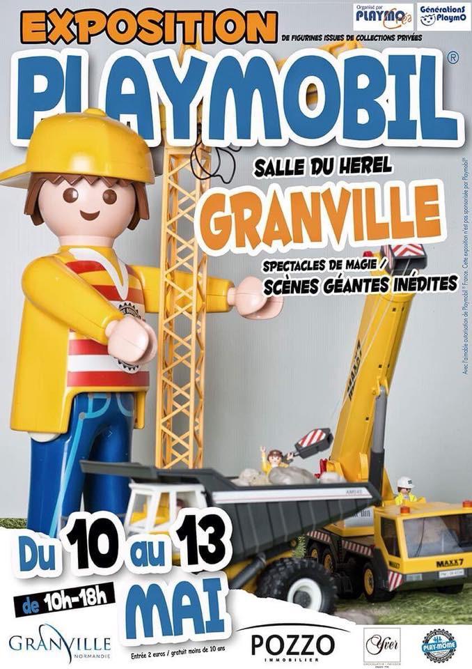 Expo vente Granville, 10-13 mai 2018