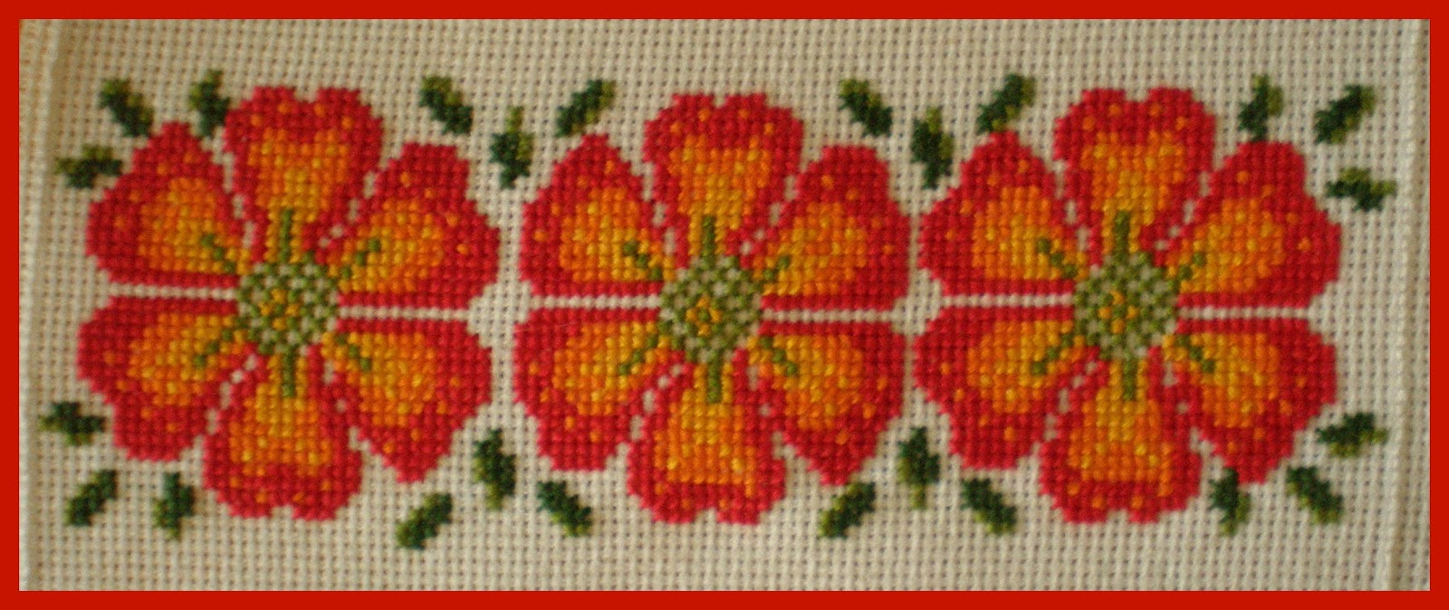 Что такое крюил: якобинская вышивка в наши дни Красная нить 31