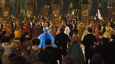 Cinderella (2015 / Movie) - 'Conspiracy' TV Spot - Screenshot