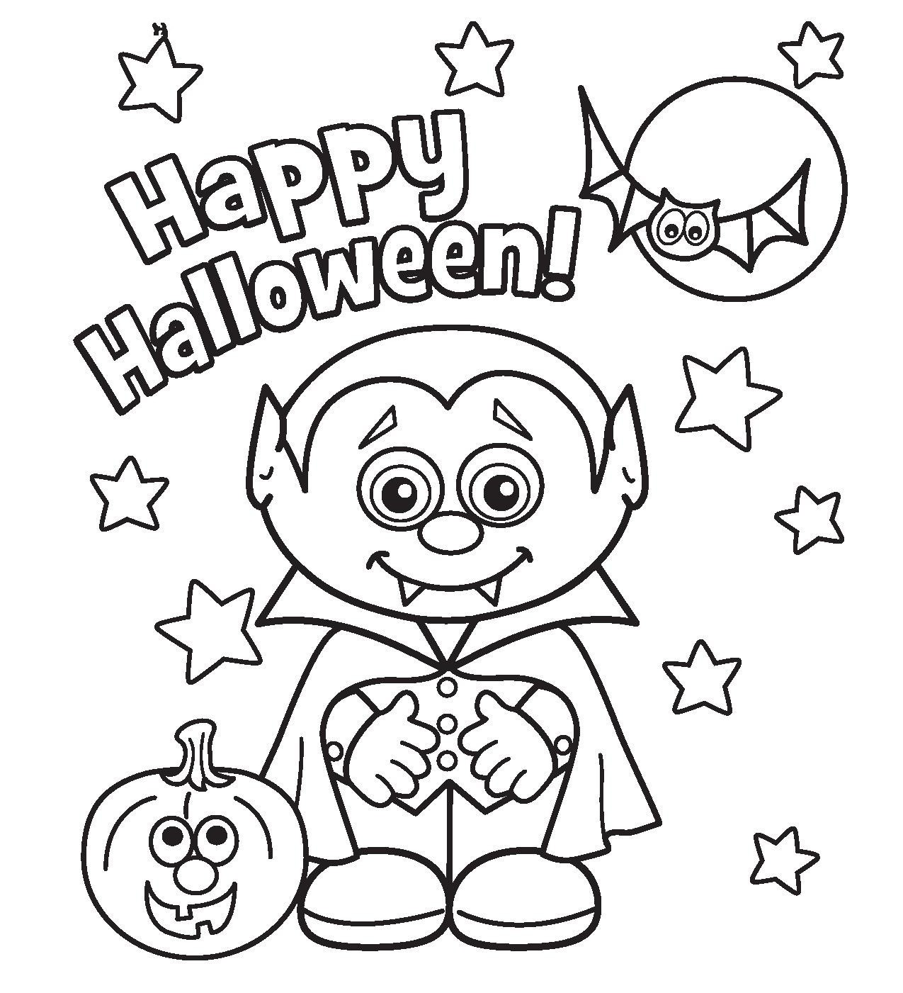 Dracula Coloring Pages Printables Worksheet Coloring Pages