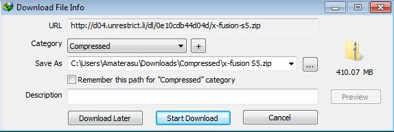 Cara download file di Mega.Co.Nz 5