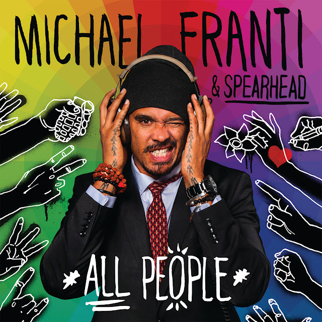 Michael Franti & Spearhead - All People - copertina tracklist traduzioni testi video download