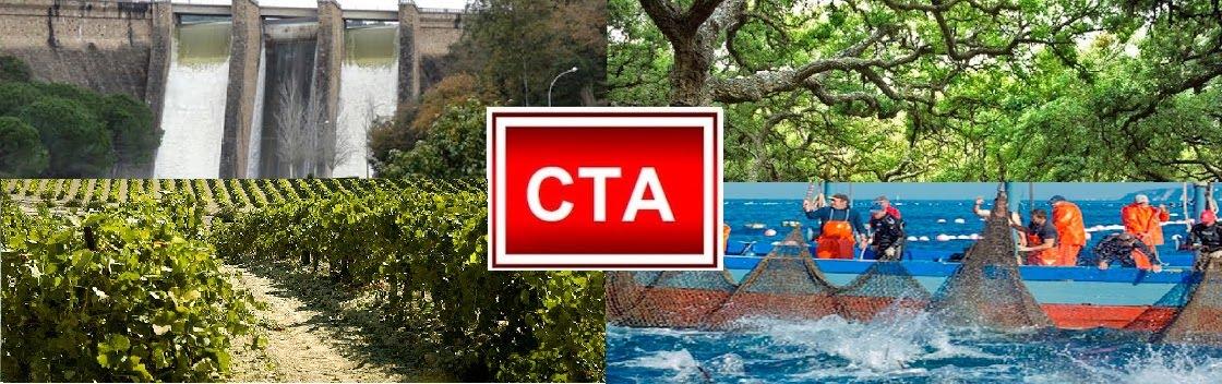 Seccion Sindical CTA, en Consejeria de Agricultura, Ganadería, Pesca y Desarrollo Sostenible-Cadiz.