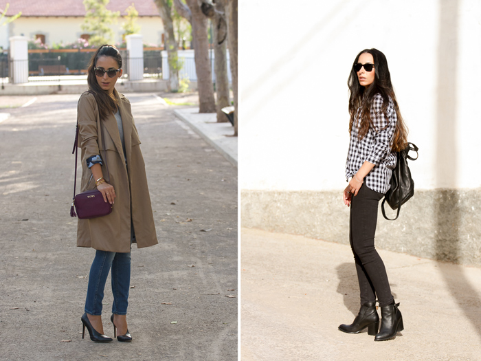 Resumen looks Noviembre de la blogger de moda de Valencia withorwithoutshoes