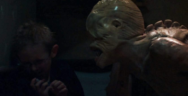 nuncalosabre.Shhh - Inspirado por los temores de la infancia de Guillermo Del Toro