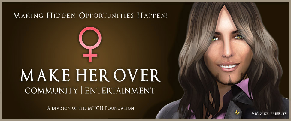 MAKE HER OVER | A division of the MHOH Foundation