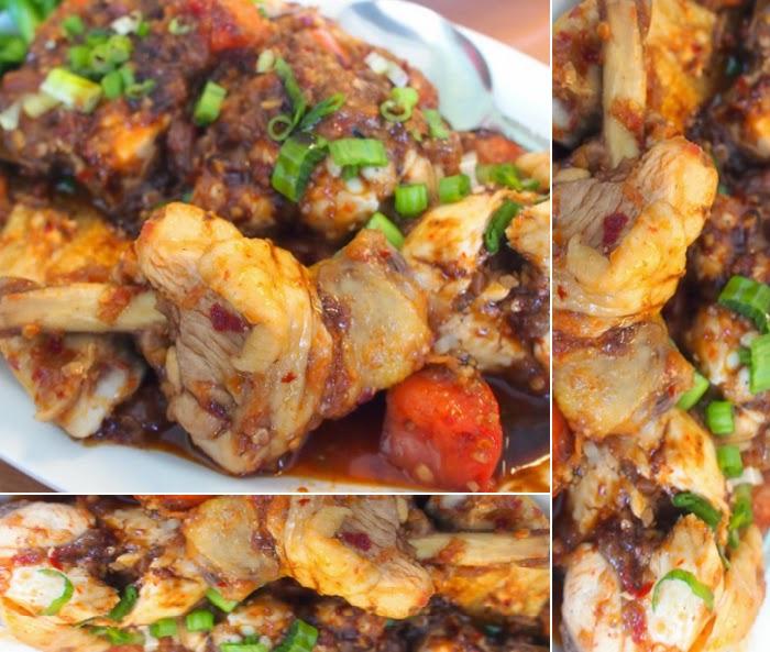 resep rica rica ayam kampung pedas bumbu asli   county food