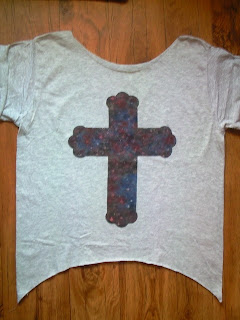 diy-usa-galaxy-krzyz-flaga-ombre-czaszka-kosmos-psychobilly-punk-gothic-tattoo-ręcznie-malowane-lucky-loser-handmade-blog