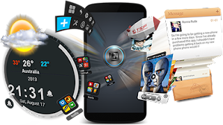 TSF Launcher 3D Shell apk | andromin