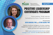 George Mason's Positive Leadership Certificate this Fall