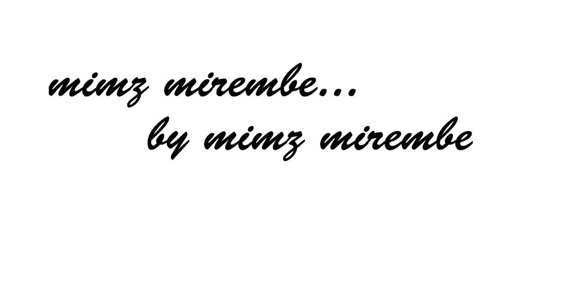 Mimz Mirembe
