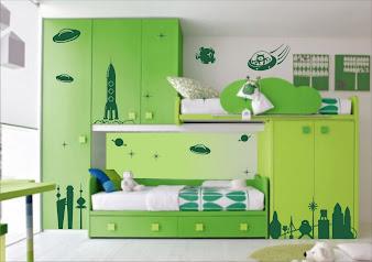 #15 Kidsroom Decoration Ideas
