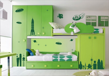 #15 Kidsroom Decoration Ideas