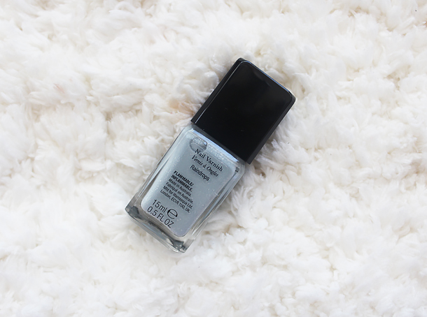 illamasqua raindrops nail polish review