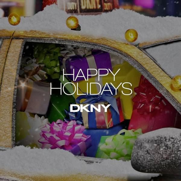Christmas DKNY 2013
