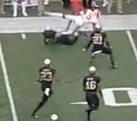 """sideline catch"""