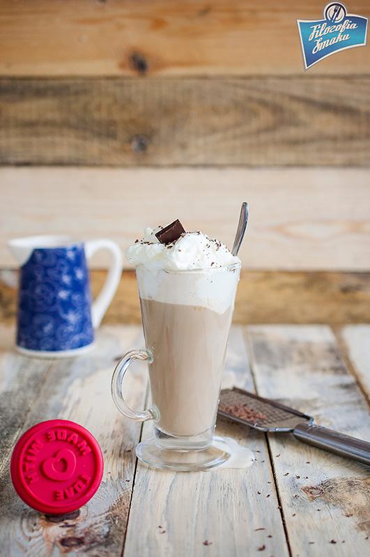 Kawa mrożona z lodami przepis