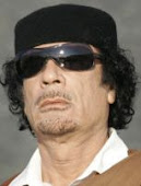 How long will Gaddafi?
