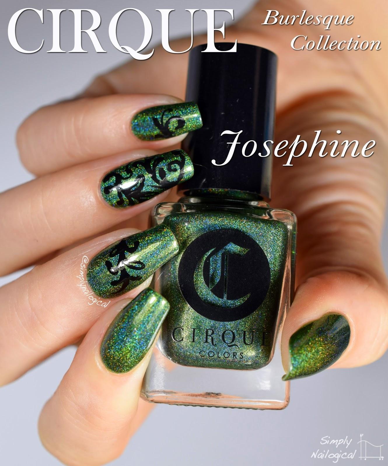 Cirque Burlesque - Josephine