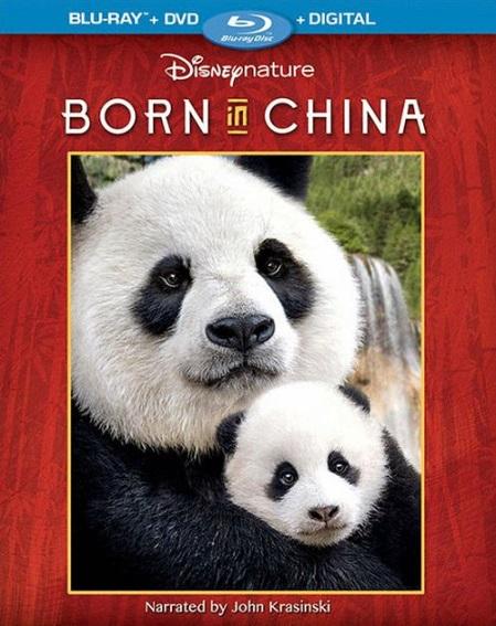 Born In China (Nacidos en China) (2016) 720p y 1080p BDRip mkv Dual Audio AC3 5.1 ch