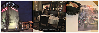 Carlucci Restaurant, Downers Grove, Illinois